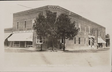 First National Bank, Brush, Colo.