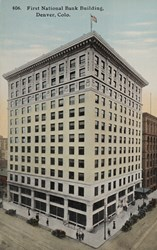 First National Bank Building, Denver, Colo.