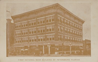First National Bank Building, St. Petersburg, Florida
