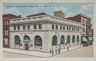 Southern Illinois National Bank, East St. Louis, Ill.