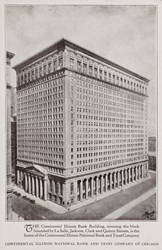 Continental Illinois National Bank and Trust Company of Chicago
