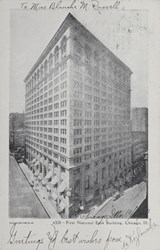 First National Bank Building, Chicago, Ill.