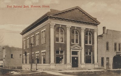 First National Bank, Momence, Illinois