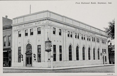 First National Bank, Seymour, Ind.