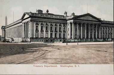 Treasury Department, Washington, D.C.