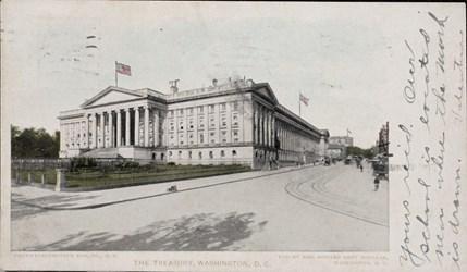 The Treasury, Washington, D.C.