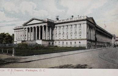 U.S. Treasury, Washington, D.C.