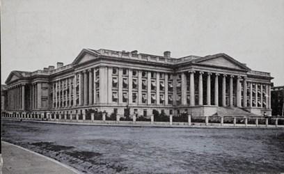 Treasury Building, Washington