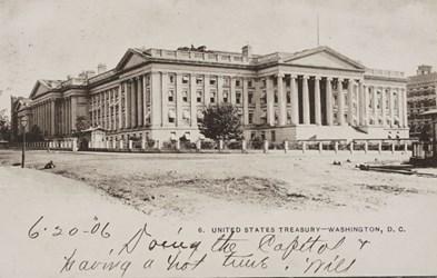 United States Treasury�Washington, D.C.