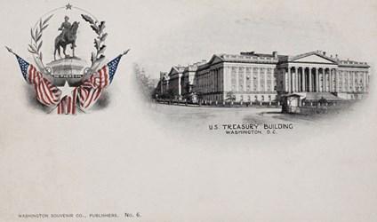 U.S. Treasury Building, Washington, D.C.