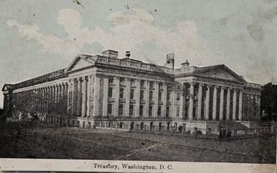 Treasury, Washington, D.C.