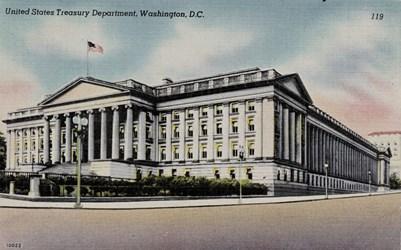 United States Treasury Department, Washington, D.C.