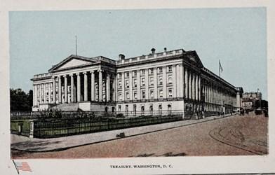 Treasury. Washington, D.C.
