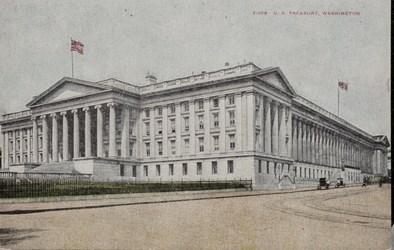 U.S. Treasury, Washington