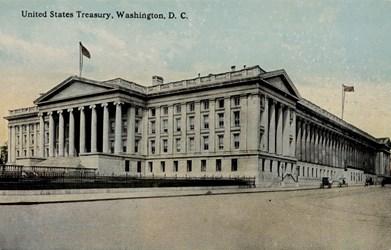 United States Treasury, Washington, D.C.