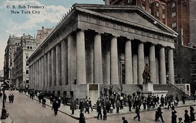 U.S. Sub-Treasury, New York City
