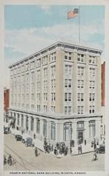 Fourth National Bank Building, Witchita, Kansas.