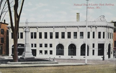 National Shoe & Leather Bank Building, Auburn, Me.