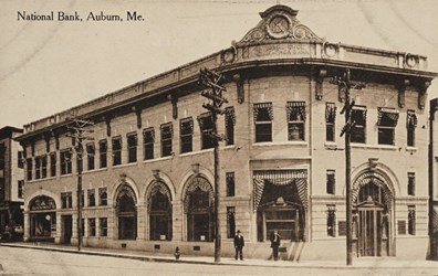 National Bank, Auburn, Me.