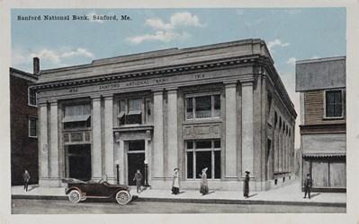 Sanford National Bank, Sanford, Me.