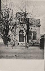 National Bank, Chesapeake City, Md.