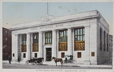 Home National Bank Building, Brockton, Mass