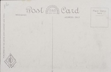 Reverse side: Agricultural National Bank, Pittsfield, Mass.