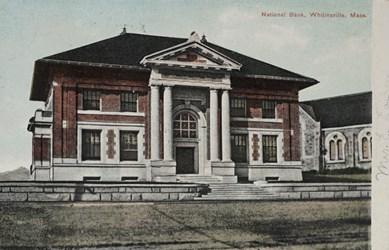 National Bank, Whittinsville, Mass.