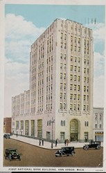 First National Bank Building, Ann Arbor, Mich, 122165