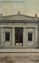 Cheboygan State Bank, Cheboygan, Mich.