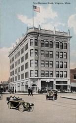 First National Bank, Virginia, Minn.