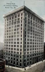 1539 National Bank of Commerce Builidng, Kansas City, MO.