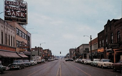 Main Street, Kalispell, Montana