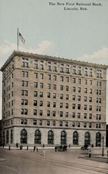 The New First National Bank, Lincoln, Neb.