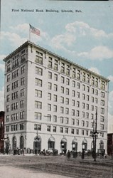 First National Bank Building, Lincoln, Neb.