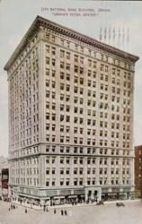 City National Bank Building, Omaha.