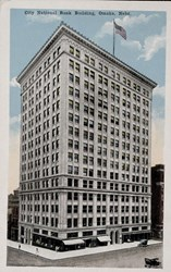City National Bank Building, Omaha, Nebr.