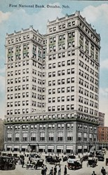First National Bank Building, Omaha, Neb.