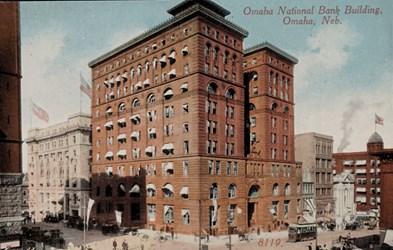 Omaha National Bank Building, Omaha, Neb