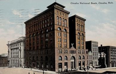 Omaha National Bank, Omaha, Neb