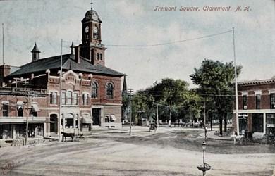 Tremont Square, Claremont, N.H.