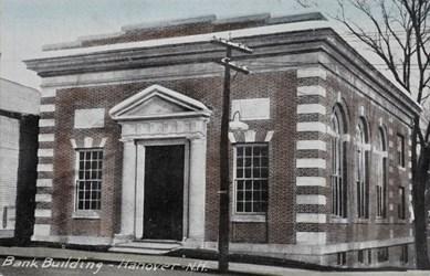 Bank Building-Hanover-N.H.