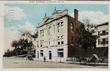 Bank Building, Litteleton, N.H. 220876