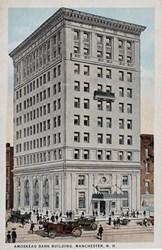 Amoskeag Bank Building, Manchester, N.H.