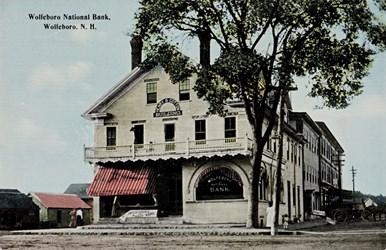Wolfeboro National Bank, Wolfeborro.N.H.