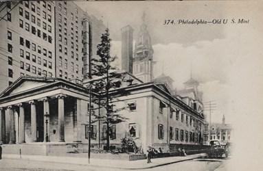 374. Philadelphia- Old U.S. Mint