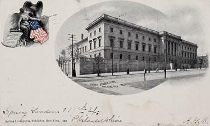 United States Mint, Philadelphia