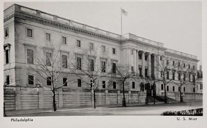 Philadelphia, U.S. Mint