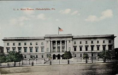 U.S. Mint House, Philadelphia, PA.