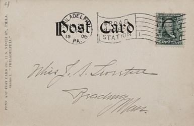 Reverse side: Philadelphia, United States Mint